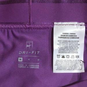 Nike Skirts - Purple Nike Tennis Skirt